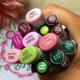Copic Marker Handful